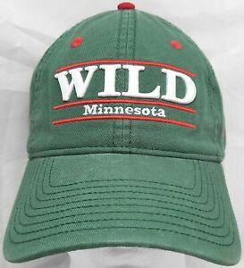 Minnesota Wild NHL Fanatics adjustable cap/hat