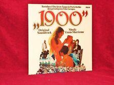 OST LP 1900 ENNIO MORRICONE 1976 RCA SEALED GERMANY PRESSING