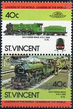 1928 Southern Maid Romney Hythe & Dymchurch Railway Train Stamps / LOCO 100