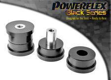 Powerflex BLACK Poly Bush For VW Golf Plus 5M Rear Tie Bar to Chassis Front Bush