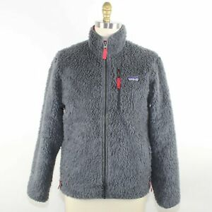 Patagonia Men's Gray Fleece Retro X Jacket Size M
