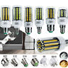 LED Corn Bulb E12 E14 E27 B22 5730 SMD Light 110V 220V 30 - 165W Equivalent Lamp