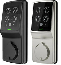 Lockly Keyless Entry Smart Lock Deadbolt with Touchscreen Keypad and Bluetooth