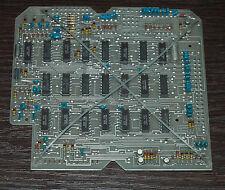 ROCKWELL COLLINS PRC-515 RU-20 MP-20 - CONTROL LOGIC PCB - p/n 601-3672-001