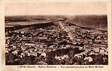 CPA  Séte (Hérault) -Station Balnéaire - Vue panoramique prise du Mont  (511326)