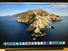 """Apple MacBook Pro A1398 15.4"""" Mid 2015 256GB SSD /16GB Ram / 2.2 GHz i7 Qucad"""
