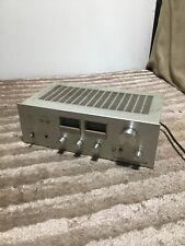 Retro Pioneer Stereo Amp Amplifier Unit Model Sa-506 Sa 506 Working