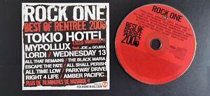 Rock One n°24 CD - Tokio Hotel