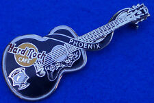 PHOENIX ELVIS PRESLEY DEAD ROCKER ACOUSTIC GUITAR SERIES Hard Rock Cafe PIN
