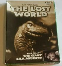 The Lost World DVD in cardboard box brand new.