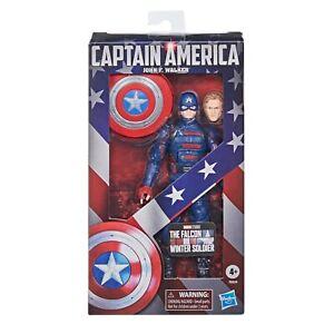 """Marvel Legends Captain America John F. Walker 6"""" Action Figure IN STOCK"""