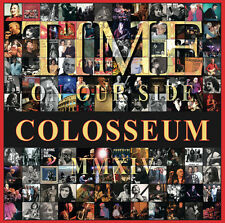 Colosseum - Time on Our Side [New CD] Jewel Case Packaging