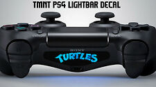 teenage mutant ninja playstation ps4 controller light decal sticker vinyl TMNT