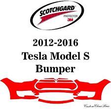 3M Scotchgard Paint Protection Film Clear 2012 2013 2014 2015 2016 Tesla Model S