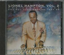 Lionel Hampton - Vol. 2 The Jumpin' Jive: The All Star Groups 1937-39 (1990)  CD