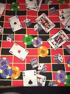 gambling fabric