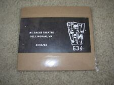 PEARL JAM New 2X CD 5-10-00 BELLINGHAM WA 2000 official bootleg concert vault