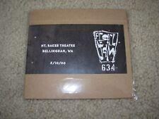 PEARL JAM New 2X CD 5-10-00 BELLINGHAM WA 2000 official bootleg concert vault