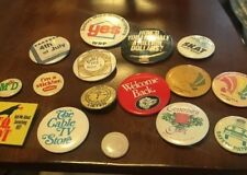 Lot Of Button Pins