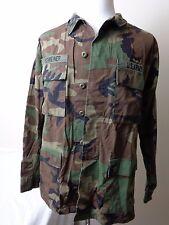 Vintage US Army Jacket Size Large Long