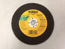 """NEW Dewalt 6 1/2"""" Concrete /Masonry Abrasive Saw Cutting Blade Wheel 1/8"""" DW3509"""