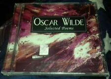 Oscar Wilde - Selected Poems CD Audiobook BRAND NEW AND SEALED poetry