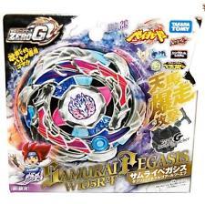 Takara Tomy Japanese Beyblade Zero-G Beyblade Samurai Pegasis pegasus BBG-26