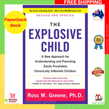 BRAND NEW The Explosive Child By Ross W Greene   Paperback Book FREE SHIPPING AU