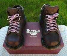 💥 Brand New Vintage Dr Martens PLATFORM Boots UK 4.5 Made in England in 1990 💥