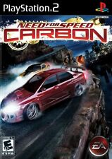 Need For Speed Carbon PS2 Playstation 2 Game Complete