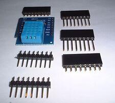 WEMOS Digital temperature and humidity sensor shield  DHT11.   UK stock