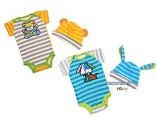 Two Boy Onesie Items Set designed by Romero Britto - Age 0-6 mo. ** NEW **