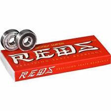 Bones Super REDS Skateboard Bearings - 8 Pack