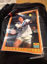 Sports Illustrated for Kids Michael Chang - Tennis Player - Poster With Fun Fact