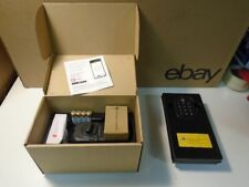 OPEN BOX Yale Security B-YRD256-CBA-VL-BSP Wi-Fi and Bluetooth Deadbolt in Black