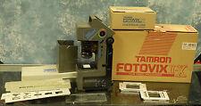 Tamron FOTOVIX II-X Film Video Processor TF-60WE mit Extras