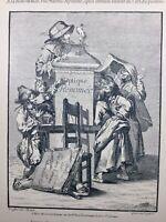 Opticien 1898 Optique Montauban Baour Schenau Les Menus et Programmes