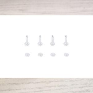 Original Hard Fixed Transparent Gimbal Anti-off Screw Clip for DJI Phantom 3