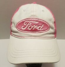 Officical FORD MUSTANG PINK  Embroidered Snapback BASEBALL HAT CAP NWOT