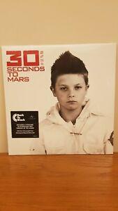 Thirty Seconds To Mars - 30 Seconds To Mars. New & Sealed Vinyl Album LP
