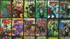 DC New 52 Villain Month Lensticular 3-D Covers/ All 1st Print & NM!! ALL 52 !!!