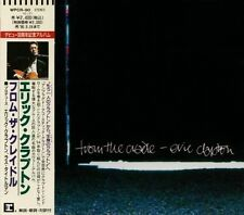 ERIC CLAPTON From The Cradle FIRST JAPAN CD OBI WPCR-90