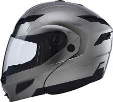 GMAX GM54S Modular Motorcycle Helmet (Titanium) L (Large)
