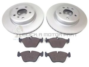 BMW X3 E83 2004-2011 FRONT 2 BRAKE DISCS AND PADS SET (DISC SIZE 325MM)