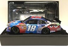 2012 Kyle Busch M&M's Red White & Blue Color Chrome 1/24 Elite Rare