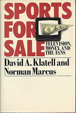 Sports for Sale : Television, Money, and the Fans