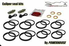 Yamaha FZS1000 Fazer front brake caliper seal rebuild repair kit 2004 2005