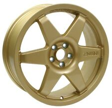 Revolution Rally 8.0x18 Millennium Alloy Wheel ET48 Gold For Subaru GC8 Impreza