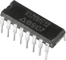 K176IE12 = MM5368 IC / Microchip USSR Lot of 10 pcs