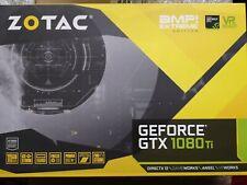 ZOTAC GEFORCE GTX 1080 TI AMP EXTREME Edition 11GB 352BIT GDDR5X VR Ready